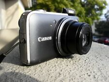 CANON POWERSHOT SX220 BOXED WITH ACCESSORIES - WORKING GREAT!