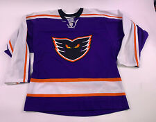 LEHIGH VALLEY PHANTOMS HOCKEY AHL CCM JERSEY NHL Philadelphia 90s Vtg  Medium