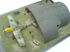 Airmodel Products 1/72 LUFTWAFFE TEMPORARY SHELTER Vacuform Kit