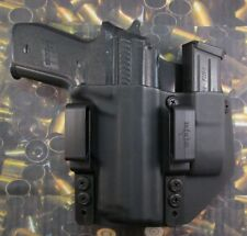 Hunt Ready Holsters: Sig P229 / P229 Legion IWB Holster with extra mag carrier