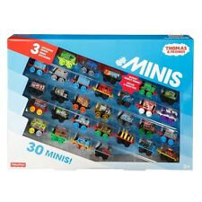 NEW THOMAS THE TRAIN & FRIENDS MINIS EXCLUSIVE 30-PACK MINI TRAINS FREE SHIPPING