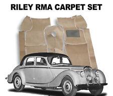 Riley RMA Carpet Set - Superior Deep Pile, Latex Backed, Many Colours