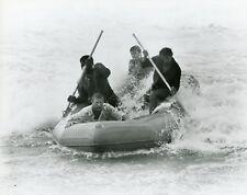 """LES REQUINS"" (SHARK'S TREASURE) CORNEL WILDE ORIGINAL VINTAGE PHOTO CM"