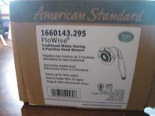 Am Standard Flo Wise 1660143.295  3 function Hand Shower head