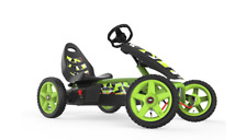 BERG Rally Force Kids Pedal Go Kart Green Camouflage