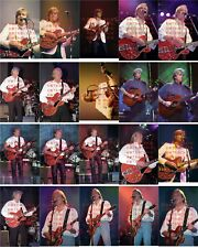 20 DIFFERENT 4X6 PHOTOS OF JUSTIN HAYWARD MOODY BLUES