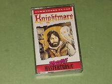 Commodore 64 Knightmare Mastertronic Ricochet Cassette Computer Game