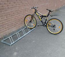 BIKE FLOOR WALL MOUNT STAND RACK BICYCLE STORAGE 3/4/5 BIKE LOCKING STAND CYCLE