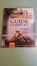HOOG MEYER VERSAILLES GUIDE COMPLET + PARIS POSTER GUIDE