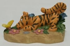 Winnie The Pooh Disney Lenox Thimble Figurine Tigger Butterfly