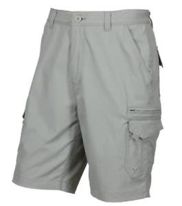 NEW Bob Timberlake Men's Lightweight Nylon Ripstop Angler Shorts Size 42