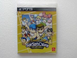 ENGLISH River City Super Sports Challenge All Stars Special PS3 BLAS-50813 New