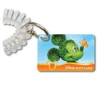 Disney Epcot Flower & Garden Festival Exclusive Wrist Band Gift Card
