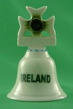 Bell Irish Shamrock Decorative Ceramic Porcelain dinner table collectibles 7340
