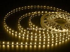 WARM WHITE WATERPROOF 5 meter 3528 LED STRIP 300Led 12v ceiling sign decoration