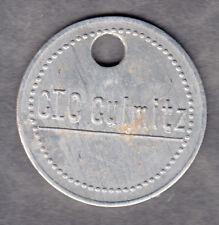 Culmitz -CIO- Werkzeugmarke aus Aluminium Nr. 201