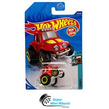 Hot Wheels '70 Volkswagen Baja Bug (Red) Tooned 3/10 2020 L Case #126