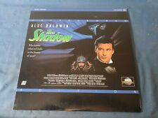 The Shadow   Laserdisc   Letterboxed Edition