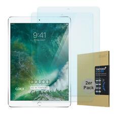 """2x 9H Hartglas iPad Pro 10,5"""" / Air 3. HD Displayschutz Panzer Verbundglas Folie"""