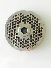 Piastra TC 22 Reber diametro 4,5 mm acciaio per tritacarne elettrico - Rotex