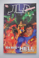 DC Comics JLA Classified Justice League 'New Maps of Hell' Graphic Novel Batman