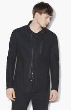 John Varvatos Suede Shirt Jacket EU 56 MSRP:$1998