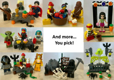 Lego Halloween Costume Party YOU CHOOSE LOT Spooky Trick or Treat Grave Scary