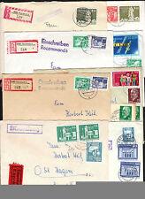 Briefe & Kartenposten für Sammler mit Bedarfsbrief