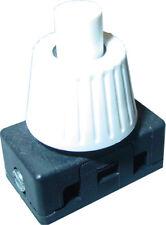 Mini Druckschalter Lampenschalter Wabo 2 5a / 250v Ein/aus