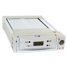 ATN-999-W (Beige)LCD Display IDE ATA133 Aluminum Mobile Rack
