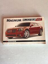 2006 dodge magnum manual book
