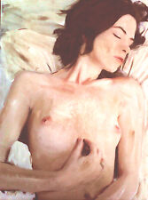 "Excelente Nuevo William Oxer Original ""Serendipity"" Desnudo femenino mujer chica pintura"
