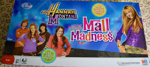 Hannah Montana Edition Mall Madness Board Game Replacement Parts & Pieces 2008
