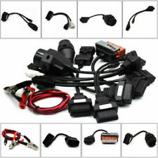 OBDI to OBDII 8 pcs Car Diagnostic Cable Set for testers and scanners