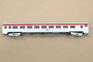 HO Rivarossi Southern Pacific 85ft Smooth-Side Coach, Sunset Limited, Excellent