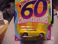 Hot Wheels Cars of the Decades The 60's '69 Camaro