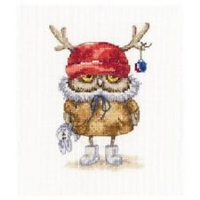 """Counted Cross Stitch Kit RTO C230 - """"Ready for the new year"""""""