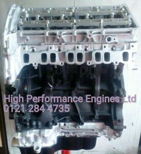 LAND ROVER DEFENDER 2.4D TD4 244DT 2402CC remanufactured engine GUARANTEE