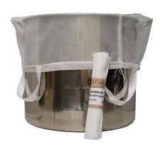 "BIAB Straining Bag With Handles 24"" X 26"" (600 Micron)"