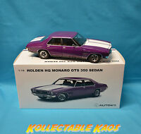 1:18 Biante - Holden HQ Monaro GTS350 Sedan - Purr Pull LTD ED. 1150  NEW