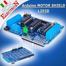 Arduino Motor Shield per motore passo passo L293D stepper driver expansion robot