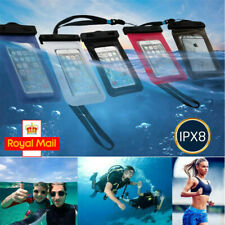 Universal Waterproof Phone Case Underwater Dry Bags Pouch For iPhone 7/8 Samsung