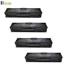 4PK MLT D101S D101L Toner For Samsung SCX-3401 3405 3405FW 3405W ML2165W 2166W