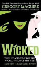 Wicked: The Life and Times of the Wicked Witch of the West (Wicked Years) Magui