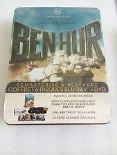Ben-Hur [Ultimate Edition] Metal tin box Not Steelbook *Brand New Sealed*