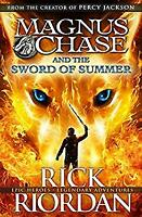The Magnus Chase and the Sword of Summer by Rick Riordan