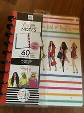 Happy Notes Notebook Carnet The Happy Planner