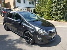 2014 [14] VAUXHALL CORSA D 1.3 CDTi LIMITED EDITION DAMAGED REPAIRABLE SALVAGE