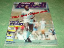 Miroir Football n°300 25 Septembre 1977 Pelé New York Coupe Europe Bjekovic TB+