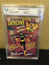 Detective Comics #359! 1st Appearance BatGirl! Cbcs 7.0! Like CGC! White Pages!